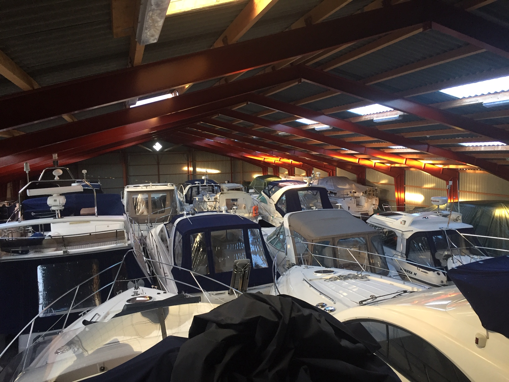 Picture of: Yachthallerne A S Danmarks Bedste Badopbevaring